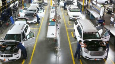 Blindaje de automóviles, a competir o morir | 20 empresas tendrán que cerrar