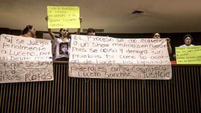 Legisladores salen en defensa de Lucero Sánchez y piden no llamarla 'Chapodiputada'