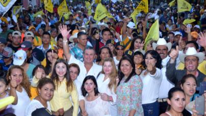 Los sinaloenses quieren un gobierno ciudadano: Mariano Gómez