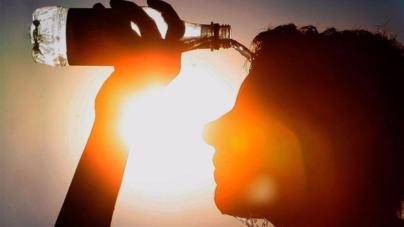 Calorooón | Hasta 45 grados subirá la temperatura en Sinaloa