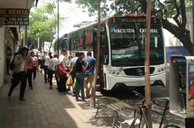 Los 15 puntos con que deben cumplir los camiones urbanos de Culiacán