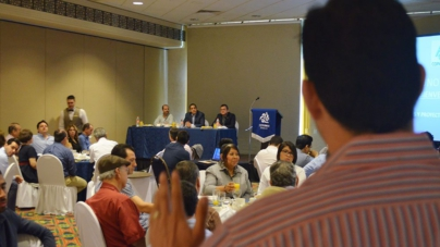 ¿Que hará Jesús Valdés? | El alcalde electo expone sus proyectos a la Coparmex