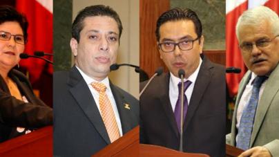 Diputados denuncian fraude electoral y piden cuentas al IEES y al Gobierno