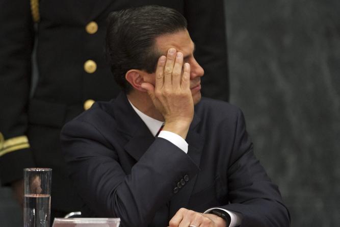 Según el presidente Peña Nieto, el IPN se fundó hace 400 o 500 años