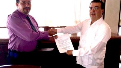 Es José Alfredo Avilez nuevo director del Hospital General de Culiacán