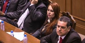 La diputada Lucero Sánchez evitará ser aprehendida con amparos