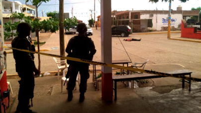 Sigue sexenio sumando muertos… y 'Malova' presume que Sinaloa goza de mayor seguridad