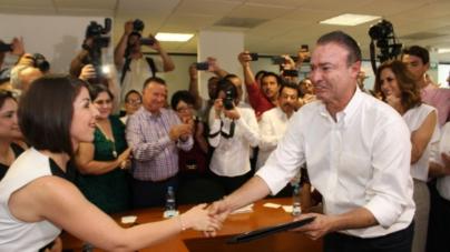 Es Quirino gobernador electo de Sinaloa | IEES valida elección y le entrega constancia