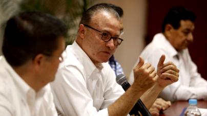 Asume Quirino Ordaz el reto de combatir inseguridad e impunidad en Sinaloa