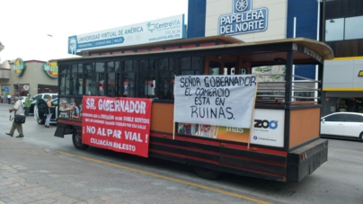"""Aclaran afectados del par vial que no son """"las señoras de la Chapule"""" y que sigue la lucha legal"""