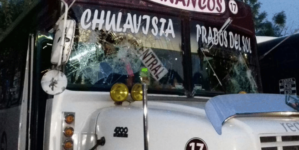 Ataques al transporte público | ¿Mezcla de porrismo político y delincuencia organizada?