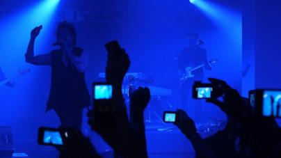 Apple consigue patente para bloquear la fotos y video en conciertos