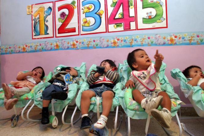 Ley del IMSS discrimina a padres; habrá igualdad de acceso a guarderías: Corte