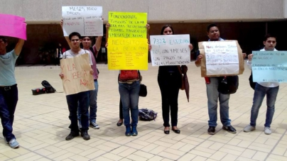 CARTA SIN RESPUESTA | Desde hace 9 meses, estudiantes demandan a 'Malova' el pago de becas