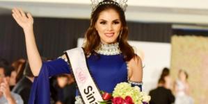 De Culiacán la nueva soberana de Nuestra Belleza Sinaloa 2016