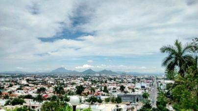 A pesar de nublados, temperaturas se mantendrán altas en Culiacán esta semana