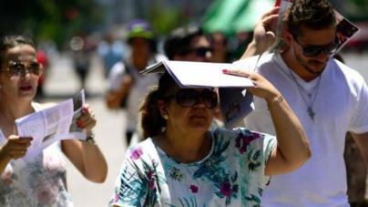 ¡Ola de calor! | Pronostica SMN hasta 45 grados para Sinaloa en esta semana
