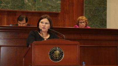 Imelda Castro se acerca al Senado | Morena la incluye también en lista pluri
