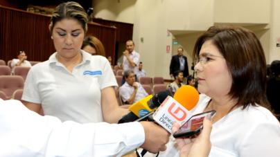 Perdón de Peña Nieto… intento fallido por recomponer el barco: Imelda Castro