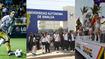 Lo más leído | Dorados como pez en el agua, Comunidad LGBT en Sinaloa y ¿La universidad puede esperar?
