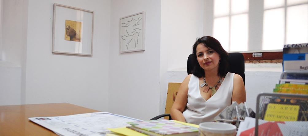 Minerva Solano | 'El arte y la cultura nos hacen seres tolerantes'