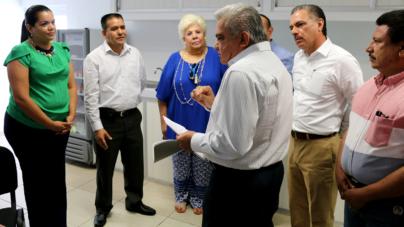 """Refuerza PGJE servicios periciales en Guasave; """"no es suficiente"""", advierte Jesús Burgos"""