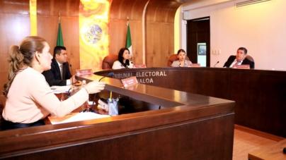 Le dice no Tribunal Electoral a recuento de votos en Escuinapa