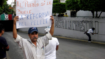 Para la mayoría de los mexicanos ha empeorado la situación económica: CESOP