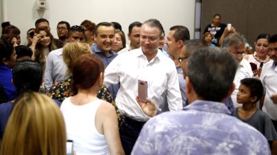 «Al gabinete llegará gente sencilla, honesta y que sirva»: Quirino