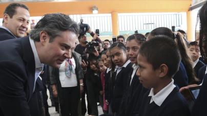 Escuelas al cien | SEP invertirá 25 mil mdp en mejora de planteles durante 2016