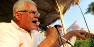 """""""No nos vamos a rendir ante el fraude electoral"""": Víctor Díaz Simental"""
