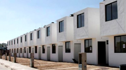 Impulsan Federación y banca el rescate de la vivienda de interés social