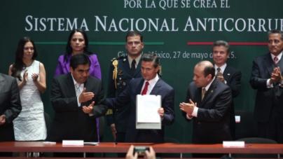 Promulgan Sistema Nacional Anticorrupción | ¿Fin de las ratas de dos patas?