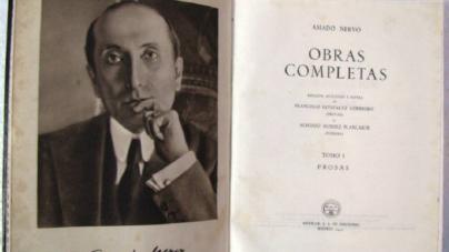 Conservan legado de Amado Nervo con Premio Nacional de Poesía