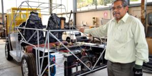 Mexicanos desarrollan auto eléctrico que no contamina al planeta: Conacyt
