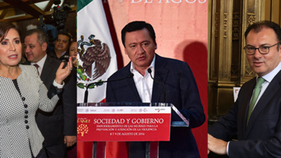 ¿Cambios en el gabinete?   EPN dice que no pero los rumores crecen