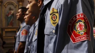 Entre carencias, bomberos de Culiacán celebran su día