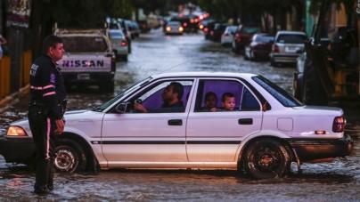 Fotogalería | Los estragos de una tarde lluviosa en Culiacán