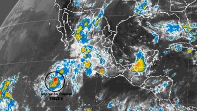 Condiciones climáticas son propicias para lluvias intensas en Sinaloa: Conagua