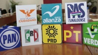 Denuncia Iniciativa Sinaloa a 10 partidos por ocultar información pública