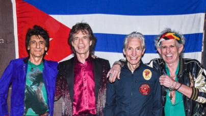 Rolling Stones llevan al cine su mítico concierto en Cuba