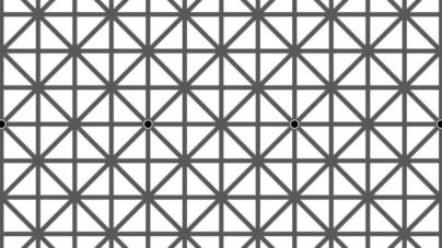 La ilusión óptica que puso a Twitter en jaque