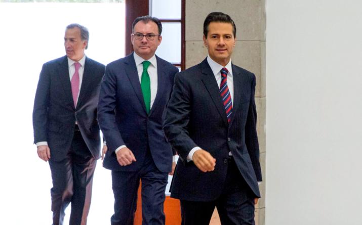 Cambios en el Gabinete van en sintonía con la sucesión presidencial