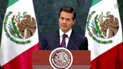 Videgaray: víctima de Trump | Oficializa Peña Nieto cambios en Hacienda y Sedesol