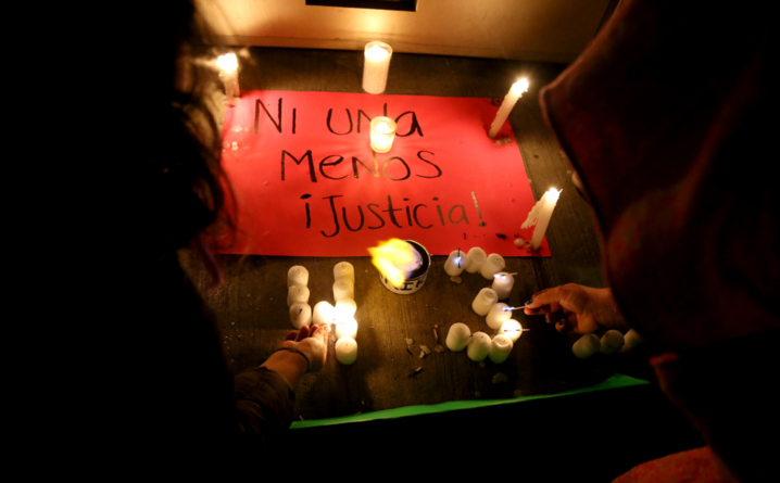 En Sinaloa en promedio se cometen 48 feminicidios cada año; 2017, el año más violento