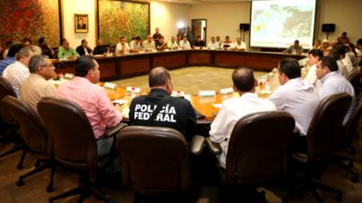 Se suspenden clases en todo Sinaloa por amenaza del huracán Newton