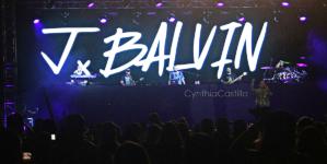 J Balvin llenó de 'Energía' a Culiacán