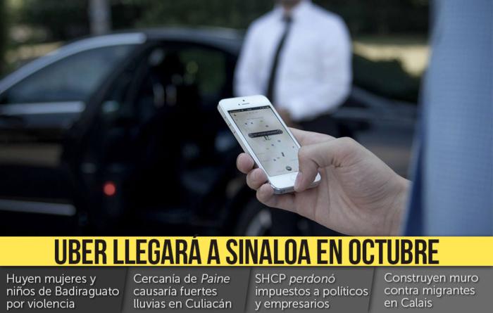 Al día en 3 minutos | Uber llegará a Sinaloa en octubre