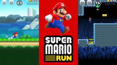 Miyamoto habló sobre los orígenes de Super Mario Run
