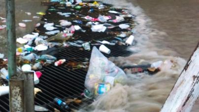 Fotogalería | Los estragos de una lluvia cualquiera en Culiacán